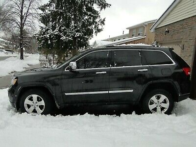 2012 Jeep Grand Cherokee Limited 2012 JEEP GRAND CHEROKEE LIMITED FOR SALE
