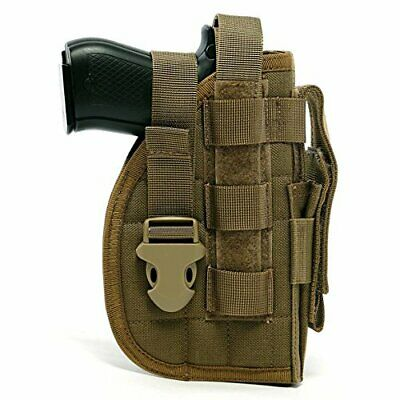 Black MOLLE Belt Holster w// Mag Pouch Fits Beretta APX 92 96 PX4 PX9 Walther P22
