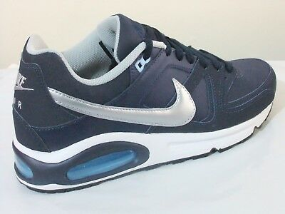 NIKE AIR MAX Command Leather Mens Shoes Trainers Uk Size 7 7.5 749760 401