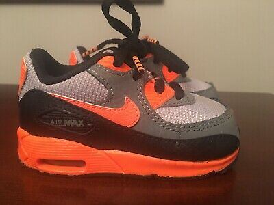new concept 0f335 ecc92 Toddler Nike Air Max 90 Running Shoes - Size 4C