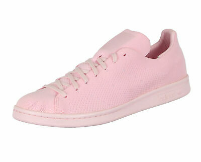 new style bde26 be9b8 ADIDAS STAN SMITH Primeknit Pink Men's Shoes, Size 9.5 New
