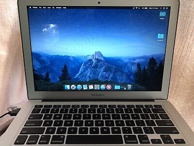 MacBook Air 13 Inch (Early 2015) 2.2 Ghz i7 Intel Core 256gb