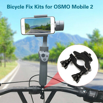 Bike Holder Bicycle Mount for DJI OSMO Mobile 2 Handheld Gimbal Stabilizer