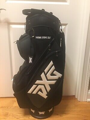 d0a6d21a22b PXG BLACK SHADOW Cart Bag New In Box -  396.00