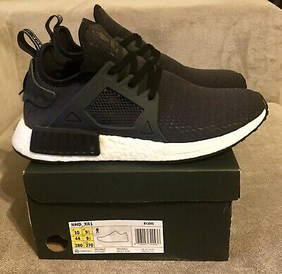 ccc7c28ce ADIDAS NMD XR1 Men s US Size 10 BY3045 JD Sports Black -  110.00 ...