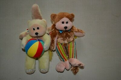 Retired Circus Beanie Kids - Excellent Condition