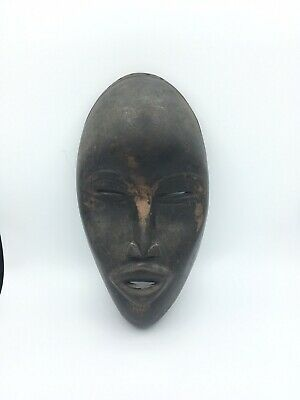 Antique Authentic African Tribal Mask