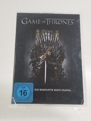 Game of Thrones The Complete Seasons 1 Region 2 Set of 5 DVDs