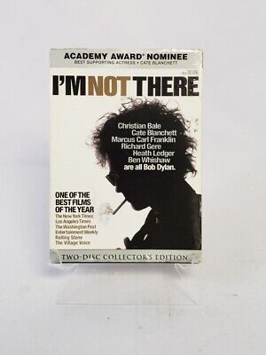 I'm Not There Two -Disc Collector's Edition Region 1 DVD