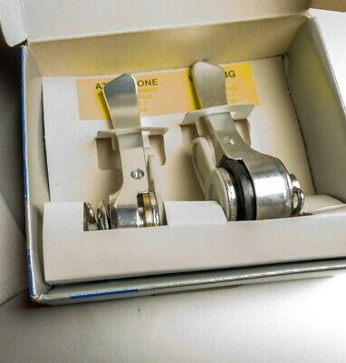 SHIFTERS CAMPAGNOLO KIT SYNCRO 8 speed VELOCE NOS NUOVO shifting levers NIB