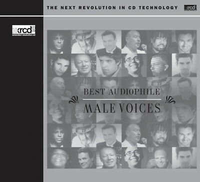 Best Audiophile Voices Male Voices  XRCD2 / PR 27974 XRCD / Sieveking Sound
