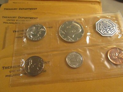 1964 Us Mint Proof Set From Our Vault 6419