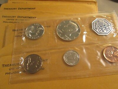 1964 Us Mint Proof Set From Our Vault 6499
