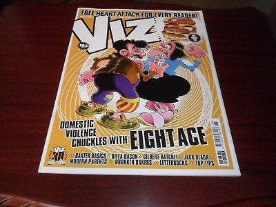 Viz comic 185  May 2009 As new condition Adults only.