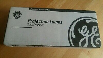 10x GE branded ELH projector bulbs New, Old Stock