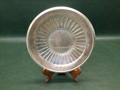 "Gorham Sterling Silver Serving Plate 9-1/2"" ~ No Mono"