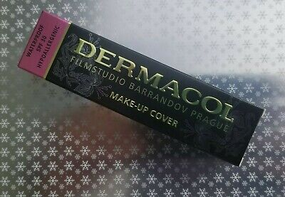 Dermacol High Quality Concealer Professional Primer Cosmetic Makeup Cover. New