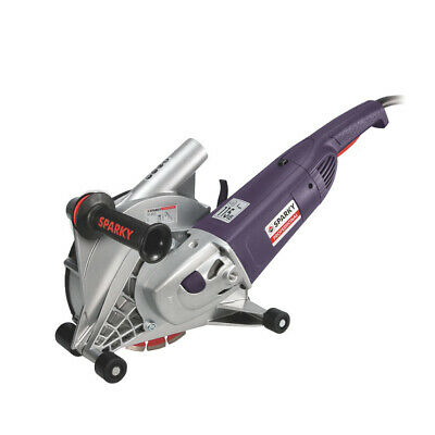 Sparky Fk 652 230Mm 2000W Wall Chaser 110V (20788)