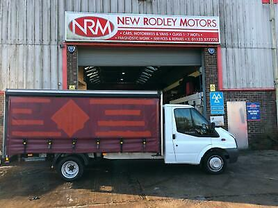 Ford Transit 2.4TDCi*100*350 LWB*CURTAIN*RECOVERY*LUTON*1 OWNER VAN*PX WELCOME*