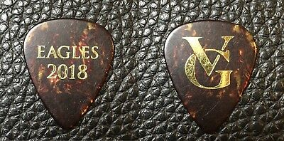 Eagles - Vince Gill - Real 2018 Custom Tour Guitar Pick
