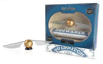 HARRY POTTER BOCCINO D'ORO Volante ORIGINALE Wizarding World Figure HP golden