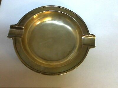 Tiffany & Co. Sterling Silver Cigar Ashtray - 21882 MAKERS  - Cigar Ash Tray