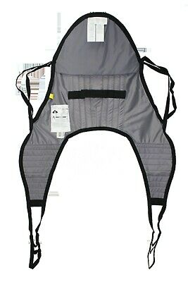 Joerns Hoyer Universal patient lift sling U-shape padded with head support Large