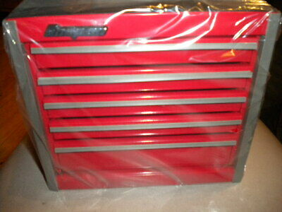 snap on micro roll cab in red