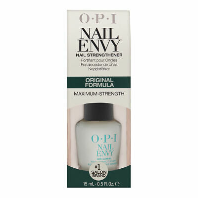 OPI Nail Envy Nail Strengthener Original Formula NTT80 - 0.5oz Brand New
