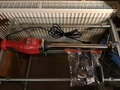 Sammic TR-350BL Liquidiser Stick Hand Blender with 500mm Arm TR350
