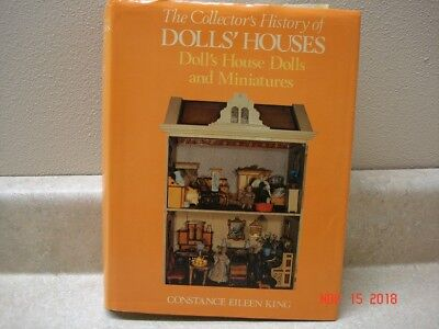 The Collector's History of Dolls' Houses:  Doll's House Dolls and Miniatures