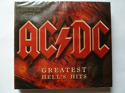 """AC/DC 2CD Best Of neuf """"Greatest Hell's Hits"""""""