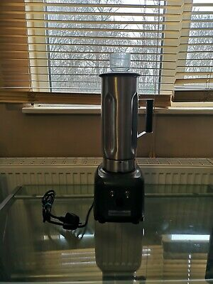 Hamilton Beach HBF500S UK Culinary Blender with Stainless Steel Container