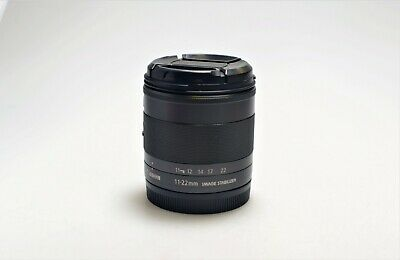 Canon EF-M 11-22mm f/4-5.6 IS STM Zoom Lens - MINT
