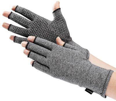 Compression Gloves with Grippers, MED