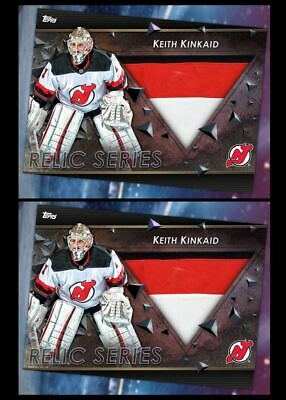 2X 18-19 RELIC MARATHON AWAY KEITH KINKAID Topps NHL Skate Digital Card