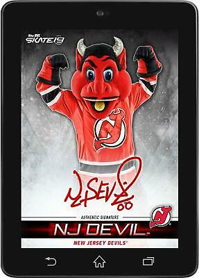 Topps SKATE NJ Devil LIVE SIGNATURE WHITE [DIGITAL CARD]