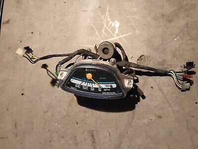 88-90 Honda Elite 50 Moped Speedometer Assembly