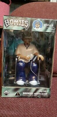 "Factory Sealed LE HOMIES 7/"" Willie G Series 1 Wheelchair Gangster Action Figure"