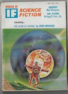 If Worlds of Science Fiction May 1965