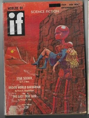 If Worlds of Science Fiction September 1969