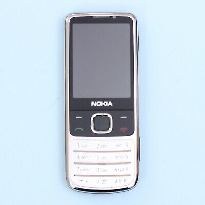 Nokia 6700 Classic (Silver) 3G Mobile Phone *UNLOCKED*