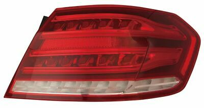 Mercedes E Class W212 Saloon 2013-> Led Outer Wing Rear Light Lamp Drivers Side