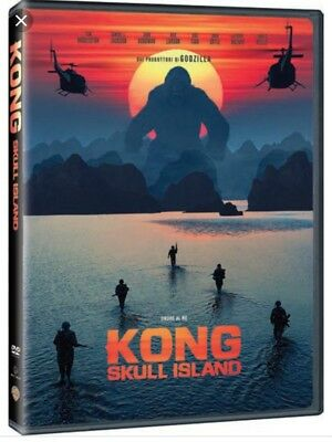 KONG: SKULL ISLAND (DVD) , ITALIANO, ORIGINALEAttori: Tom Hiddleston, Sam