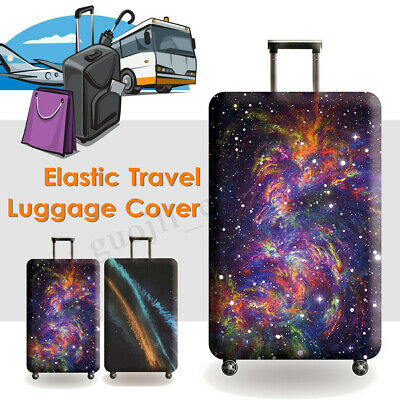 18-32'' Elastic Luggage Cover Trolley Case Suitcase Protector Dustproof Bag