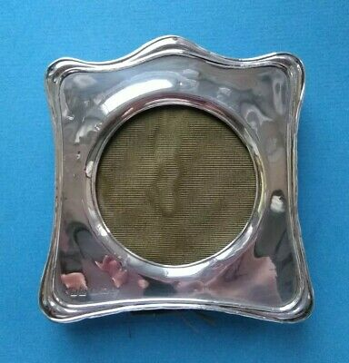 Antique Sterling Silver Photo Frame Henry Matthews 1903 Birmingham