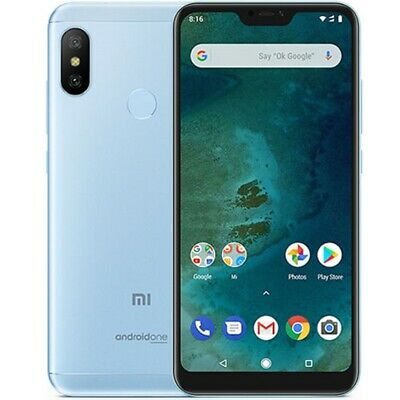 Xiaomi A2 Lite 4GB Ram 64GB Rom Dual Sim - Blu (International Ver)