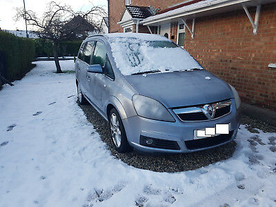 Zafira 1.9 CDTI - Spares or Repairs non-runner *relisted due to non payer*