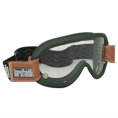 Baruffaldi Speed 4 Goggles In Green With 3 Lenses (708214)