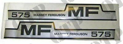 Massey Ferguson 575 Decal Kit